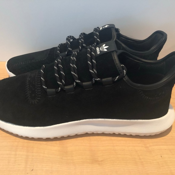 release date: 37a0a 7f937 Adidas Originals Tubular Shadow Shoes Black CQ0933